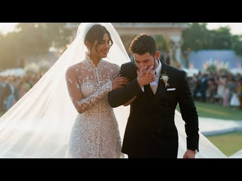 Moments You Didn't See At Nick And Priyanka's Epic Wedding