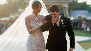 Priyanka Chopra & Nick Jonas Hindu & Christian Style Wedding