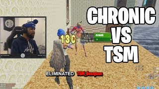 Chronic Member Kills TSM_Daequan's Entire Squad... (Chronic vs. TSM)