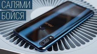 """ASUS ZenFone MAX Pro M2: очень приятный """"голый"""" Android! Вообще не обзор ASUS ZenFone MAX Pro M2"""