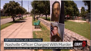 Nashville Officer Charged with Murder in Shooting Caught On Camera | Court TV