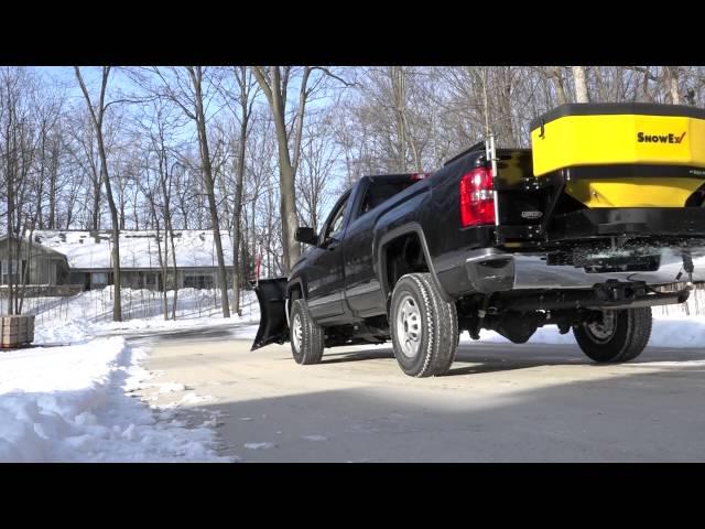 SnowEx® Bulk Pro™ 1575 & 1875 Tailgate Spreaders