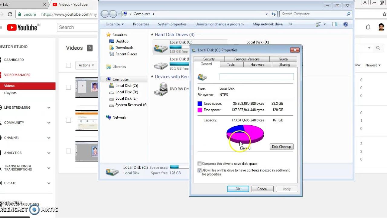 create a windows 7 repair disk