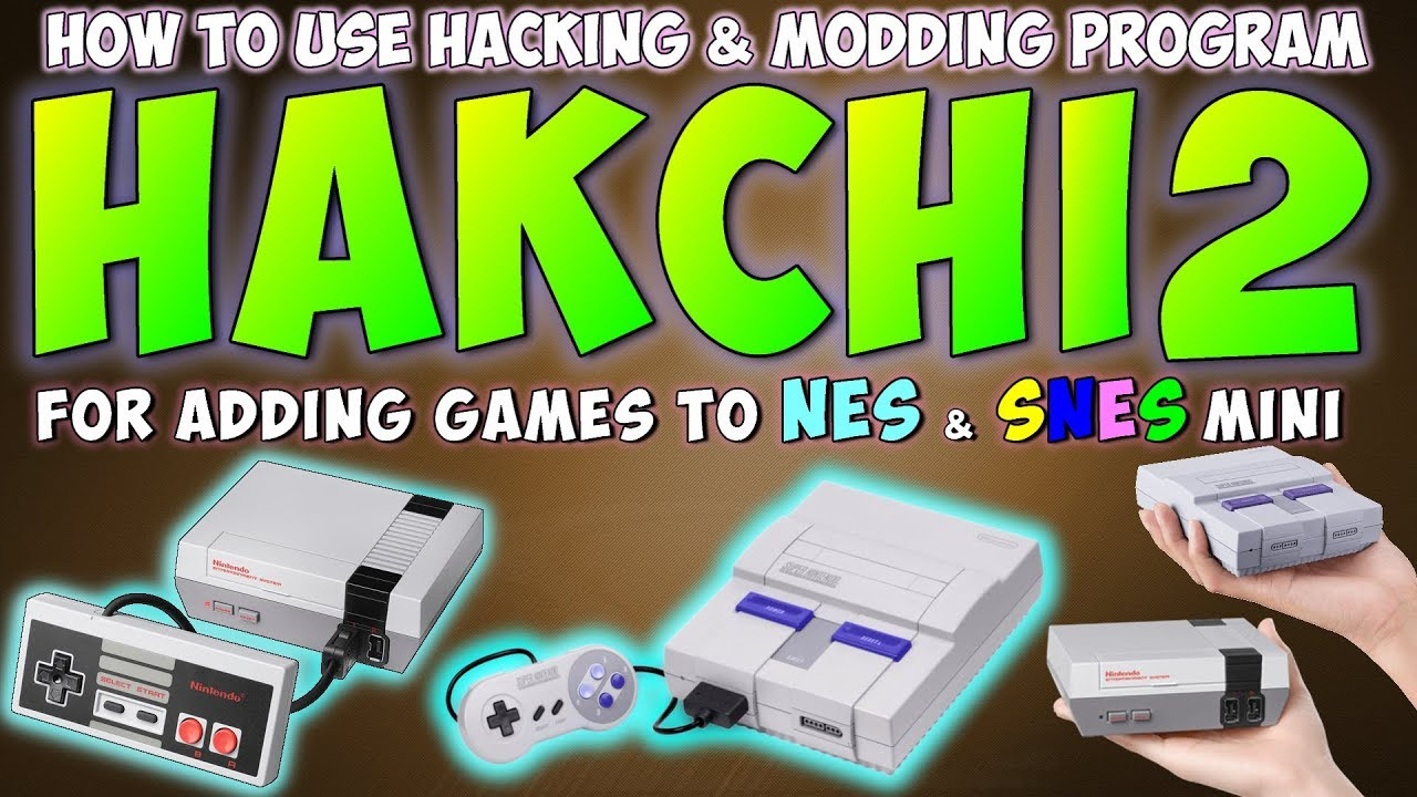 hakchi2 super nes mini