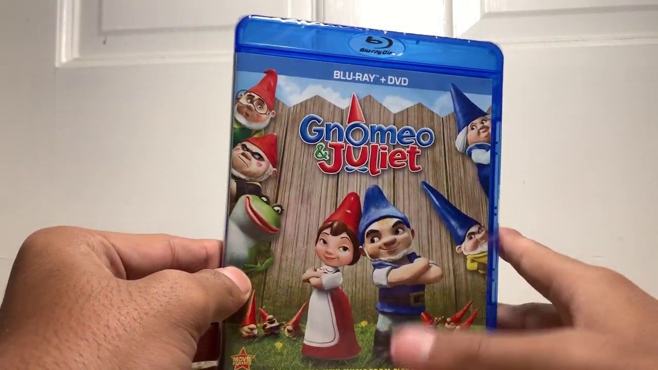 Download Gnomeo and Juliet - Blu - Ray unboxing