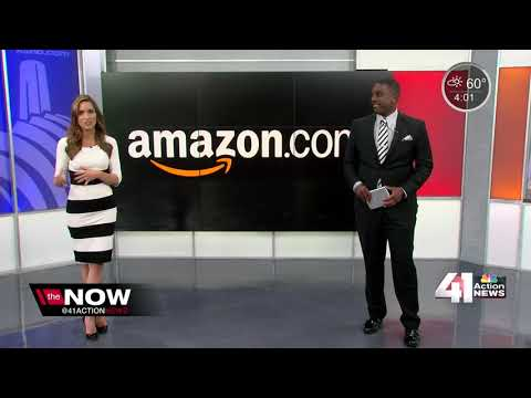 Kansas City Mayor Sly James throws puns in battle for new Amazon headquarters