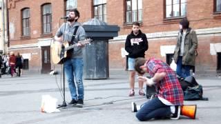 IStreet Music Band - Я на тебе, как на войне (Агата Кристи cover)