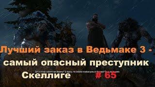 Прохождение The Witcher 3: Wild Hunt самый опасный преступник Скеллиге # 65