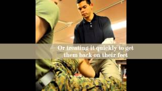 Athletic Training in the United States Armed Forces