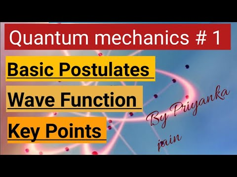 Quantum mechanics : wave function ,schrodinger wave equation & radial probability distribution