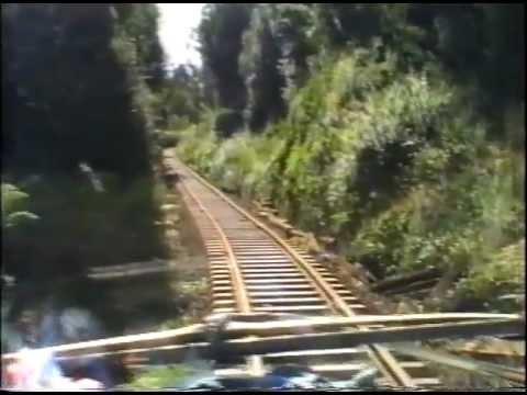 Emu Bay Railway Tasmania. Renison Bell To 69K Mark