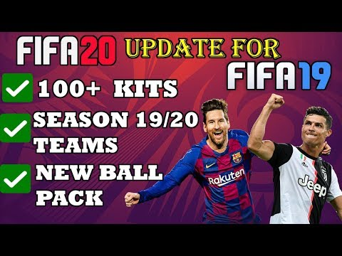 FIFA 20 GIGA MOD ALL-IN-ONE FOR FIFA 19