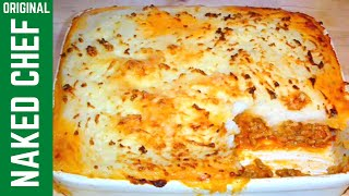 Shepherd's Pie How To Make Recipe Lamb Mince