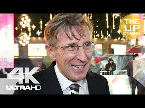 Philip Reeve Mortal Engines premiere interview