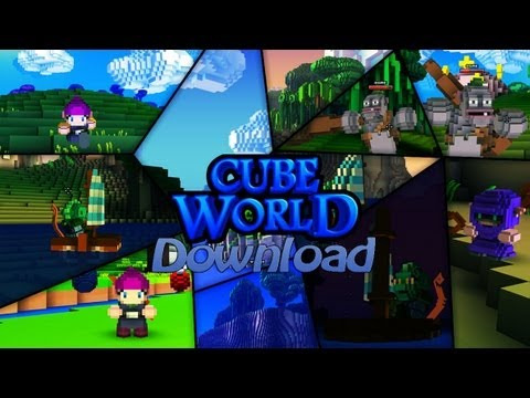 Cube world tech demo hack torrent by nyodersimppen issuu.