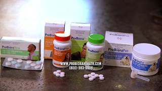 ProBiora Health Product Overview on MODERN LIVING with Kathy Ireland