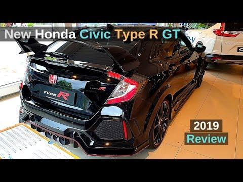 New Honda Civic Type R GT 2019 Review Interior Exterior