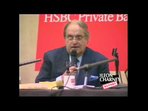 Ed Koch (Live in Boca Raton 2/22/04) | Charney Report