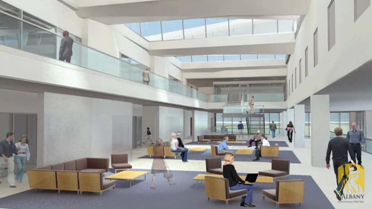 UAlbany Unveils Its New School Of Business Building