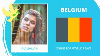 Belgium🇧🇪 - Pia Salvia - Les Mêmes - Songs for World Peace 2020