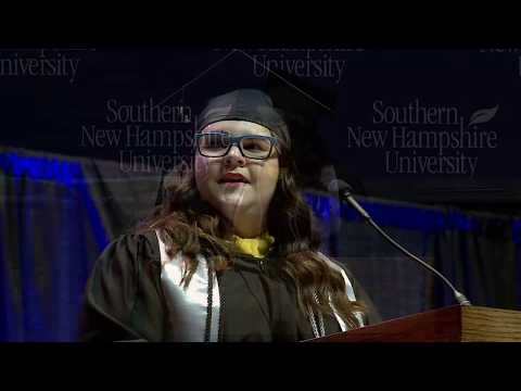 SNHU 2016 College of Online and Continuing Education | Speaker: Jessica Torruella Torres