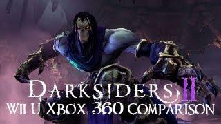 Darksiders II Xbox 360 Wii U Comparison