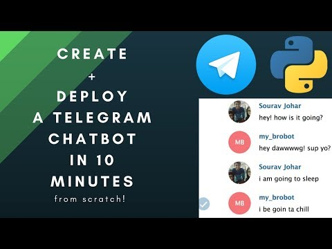 Gangsta: A Telegram Chatbot With Python From Scratch