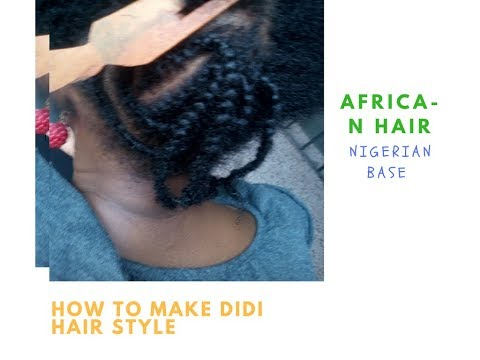 Didi Cornrows Hairstyles
