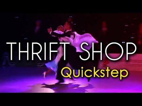 QUICKSTEP | Swing Forward - Thrift Shop (Dj Ice Remix) (50 BPM)