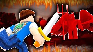 Roblox Daycare - DEMON ATTACK !? (Roblox Roleplay)