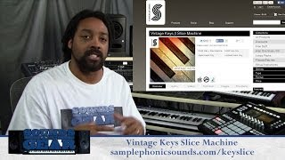 Samplephonics Vintage Keys Slice Machine review