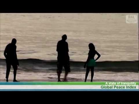 Global Peace Index | Brand Sierra Leone News Clip