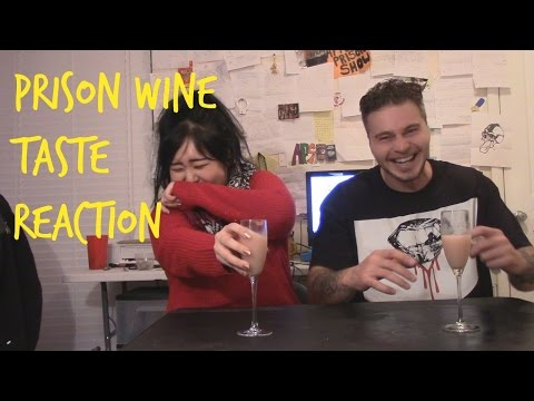 How to make PRISON WINE and taste reaction