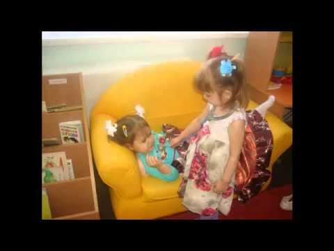 Копия видео Сюжетно - ролевая игра в детском саду