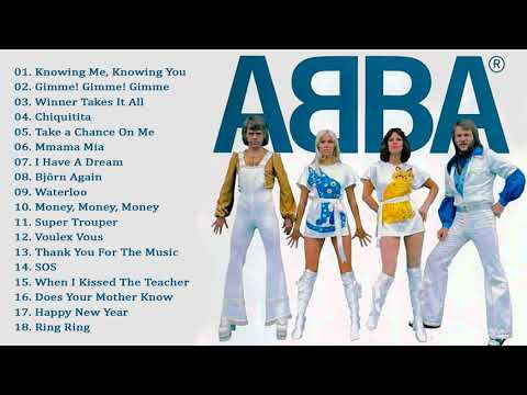Top 20 Songs Of ABBA Collection 2018 -  Greatest HIts Full Album Of ABBA