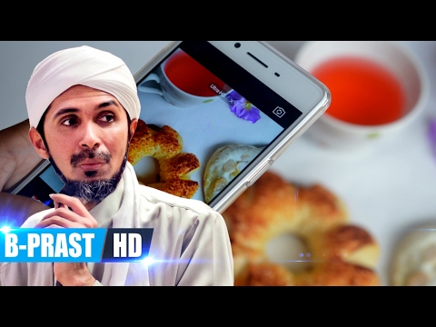 Makan Sambil Main Handphone - Habib Ali Zaenal Abidin Al Hamid