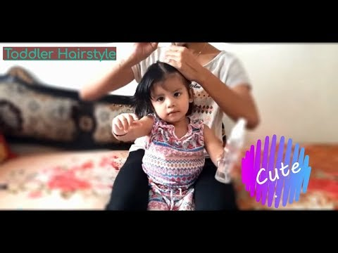 Quick And Easy Toddler Hairstyle 2019 | Baby Girl Hairstyles | Toddler Girl Hairstyles