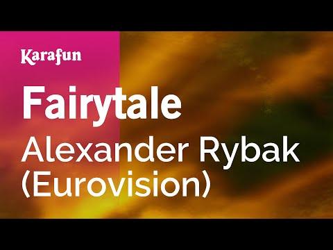 Karaoke Fairytale - Alexander Rybak *
