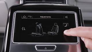 Безупречные технологии комфорта   Audi A8 L