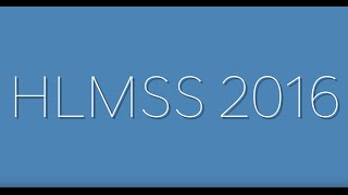2015-2016 HLMSS Last Day Vid