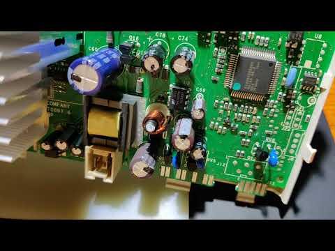 Простой ремонт стиральной машины Ariston AVTF 129
