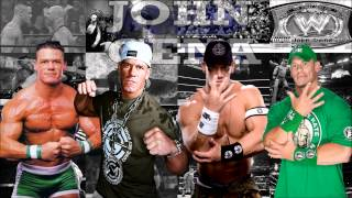 Every John Cena Theme Song (2002-2014)
