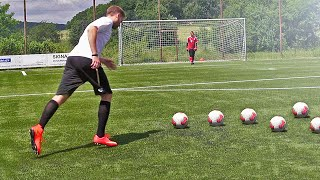 Ultimate Nike Mercurial Vapor X 10 Test & Review by freekickerz