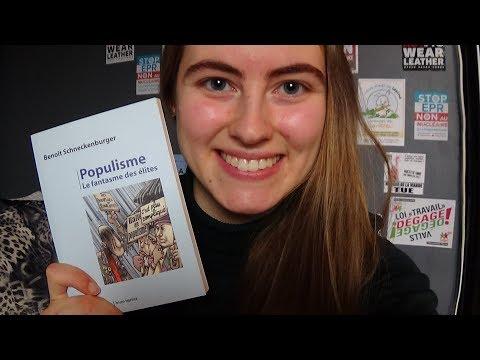 Un spectre hante l'Europe, le POPULISME (bouh)