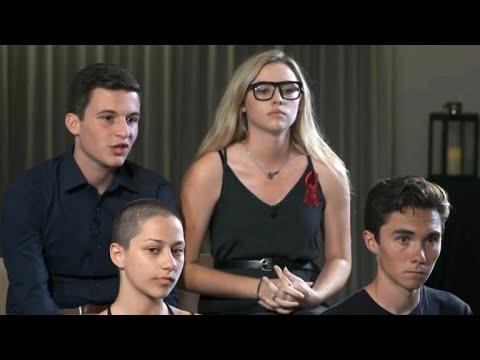 Florida school shooting survivors rally for action on gun control