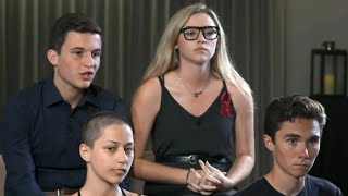 Florida school shooting survivors rally for action on gun control