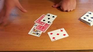 Бесплатное обучение фокусам #50: Самые лучшие фокусы с картами! Уличная магия обучение!