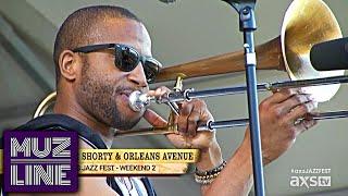 Trombone Shorty & Orleans Avenue - New Orleans Jazz & Heritage Festival 2015