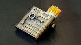 Caja de cigarros steampunk