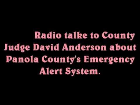 Panola County Alert System